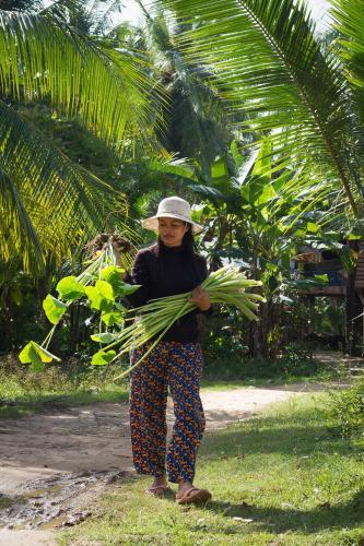 Treak Village Rd, Treak Village Siem Reap, Cambodia.