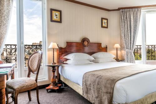 Villa Montparnasse impression