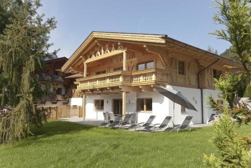 Alpenresidenz Ötztal Oetz