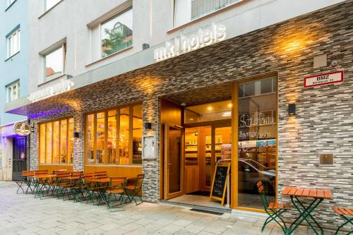Hotelmk | hotel münchen city