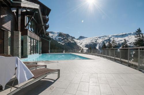 Résidence Pierre & Vacances Premium Les Terrasses d'Eos Flaine