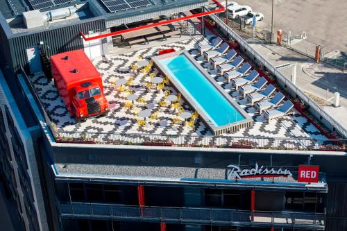 . Radisson RED Hotel V&A Waterfront Cape Town