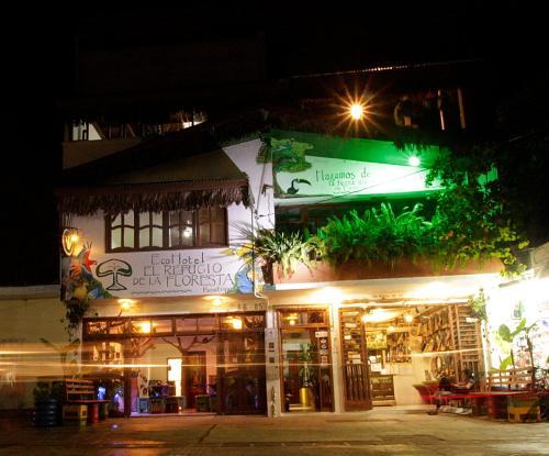 Hotel Eco Hotel El Refugio de La Floresta