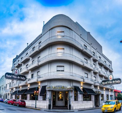 Hotel Vina De Italia Capital Cordoba Price Address Reviews
