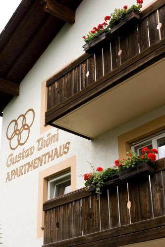 Residence Gustav Thoeni