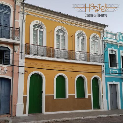 . Hostel Casa de Avany