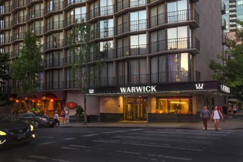 Warwick Seattle - Seattle, WA WA 98121