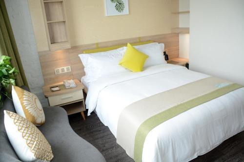CYTS Shanshui Trends Hotel Beijing Tiantan photo 6