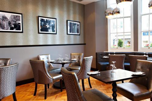 19 - 21 Great Marlborough St, Soho, London W1F 7HL, England.