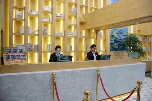 CYTS Shanshui Trends Hotel Beijing Tiantan photo 21