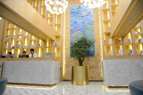 CYTS Shanshui Trends Hotel Beijing Tiantan photo 23