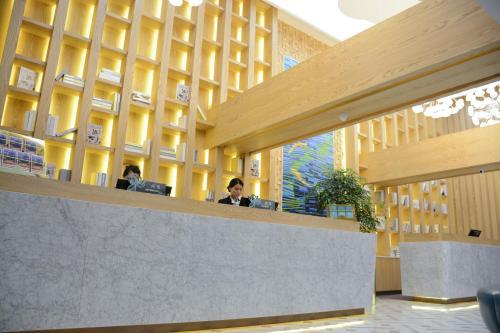 CYTS Shanshui Trends Hotel Beijing Tiantan photo 25