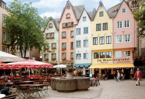 Domspatz Hotel Boardinghouse In Germany