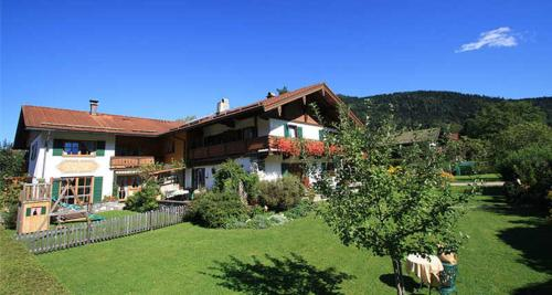 . Pension mit Bergblick in Inzell