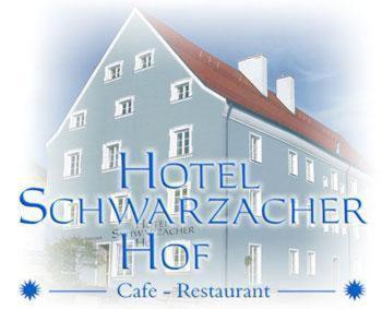 . Schwarzacher Hof in Niederbayern