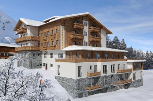 Hotel Alpenland Obertauern