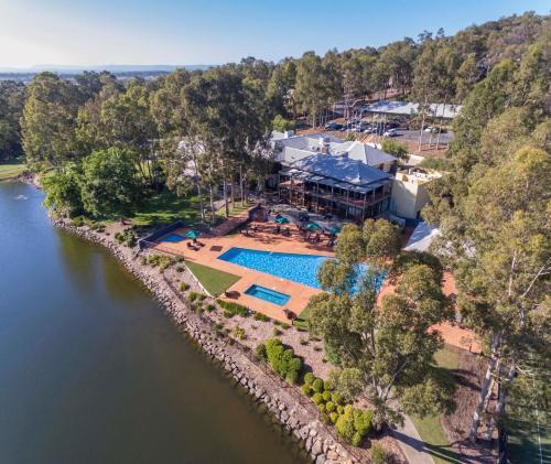 Oaks Cypress Lakes Resort