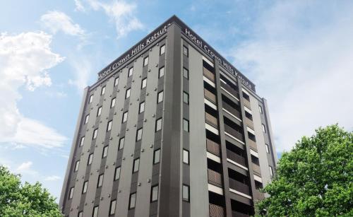 勝田皇冠酒店 Hotel Crown Hills Katsuta Nigo Motomachiten