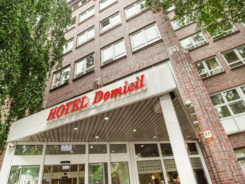 Hotel Domicil Hamburg by Golden Tulip photo 39