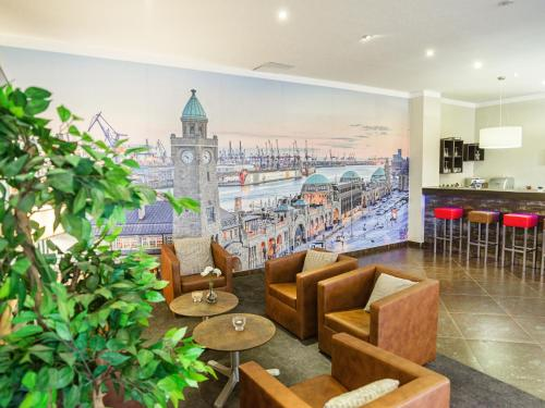 Hotel Domicil Hamburg by Golden Tulip photo 20