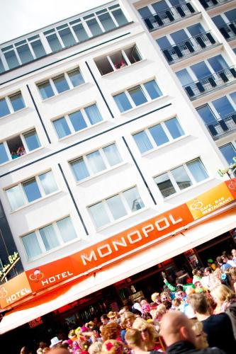 City Hotel Monopol Gmbh In Hamburg In Das Ortliche