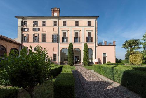 Kasteel-overnachting met je hond in Sunstar Hotel Piemont - Asti