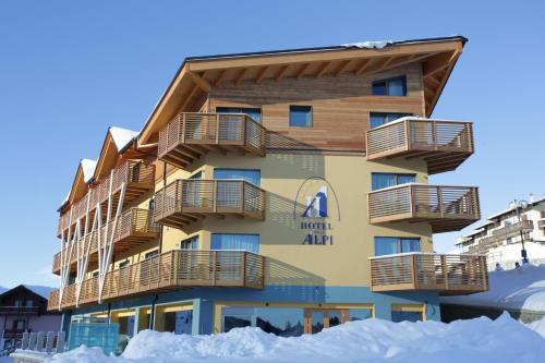 Delle Alpi Hotel - Passo Tonale