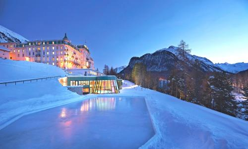 Grand Hotel Kronenhof - Pontresina