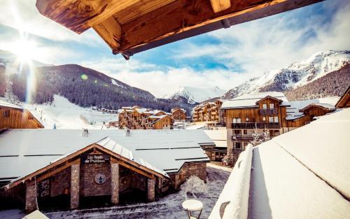 Hauts de Préclaux By Infini Mountain - Accommodation - Les Orres