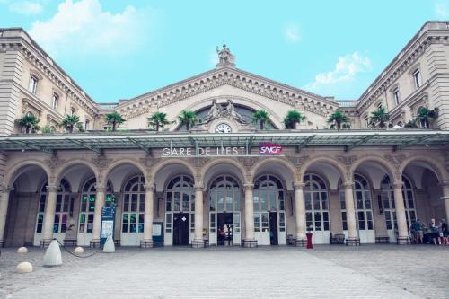 Timhotel Paris Gare de l'Est photo 32