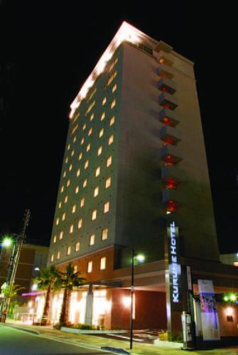 久留米思捷環球酒店 Kurume Hotel Esprit