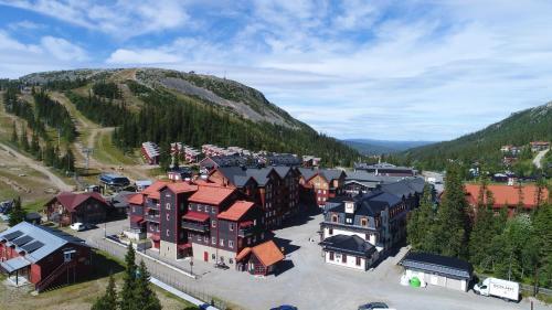 Vemdalsskalets Högfjällshotell & lägenheter - Hotel - Vemdalsskalet
