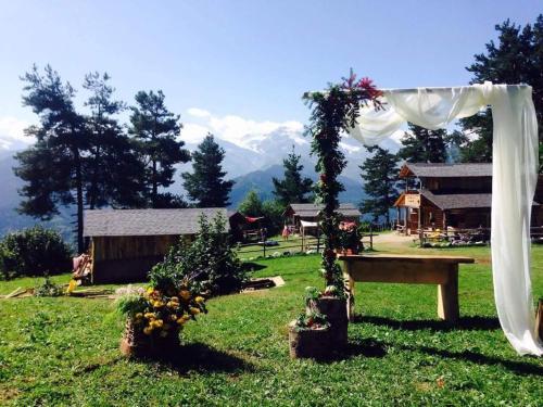 Accommodation in Keshkili