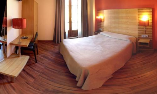 Habitación Doble - 1 o 2 camas Hotel Spa QH Centro León 22