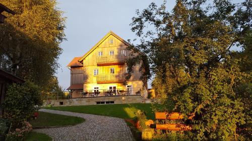 Ferienhaus Winterbergblick - Apartment - Hinterhermsdorf