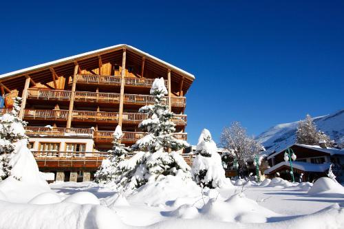 Vacancéole - Résidence Cortina - Apartment - Les Deux Alpes