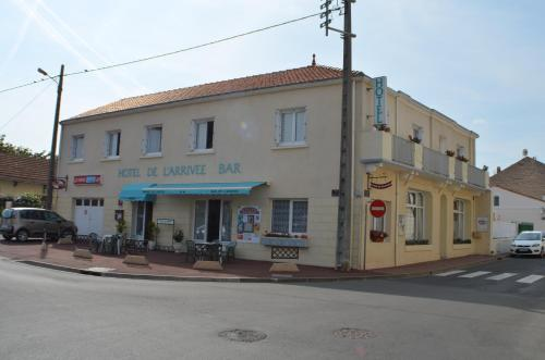 Hôtel de L'Arrivée - Hôtel - Fouras