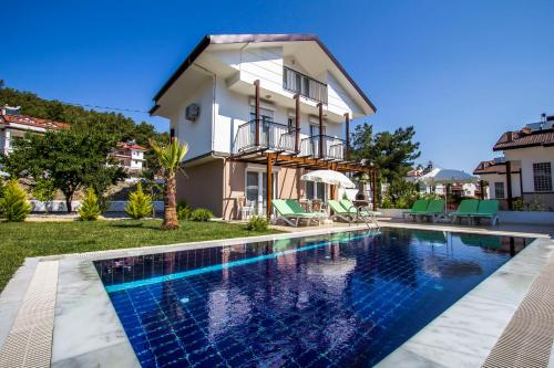 Fethiye Villa Elma rezervasyon