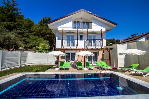 Fethiye Villa İncir tatil