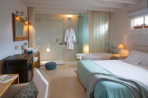 Habitación Doble Confort - 1 o 2 camas Jardí de Ses Bruixes Boutique Hotel 25