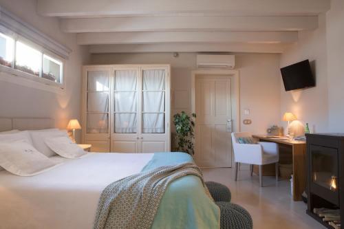 Habitación Doble Confort - 1 o 2 camas Jardí de Ses Bruixes Boutique Hotel 27