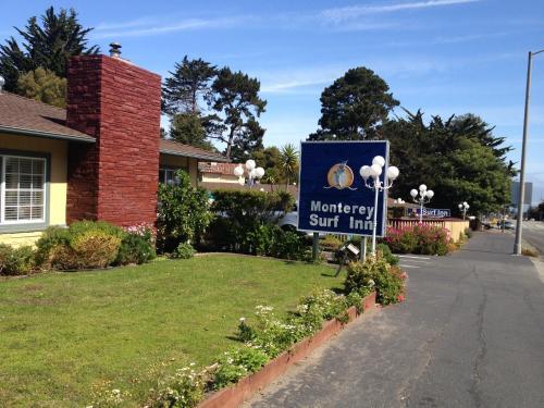 Monterey Surf Inn - Monterey, CA CA 93940