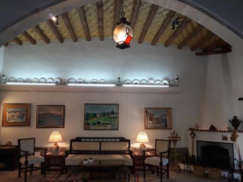Avli Traditional Houses