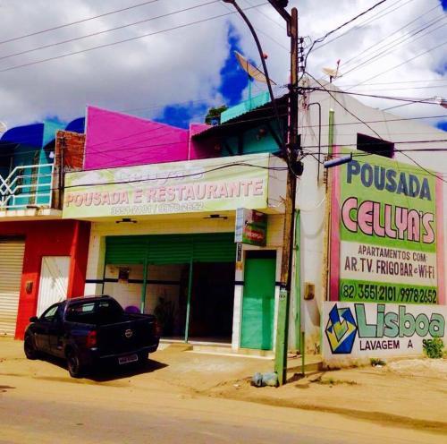 . Cellya's Pousada