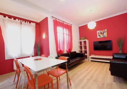 Big Terrace Apartment impression