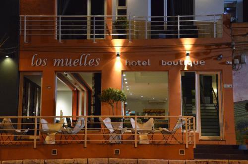 . Los Muelles Boutique Hotel