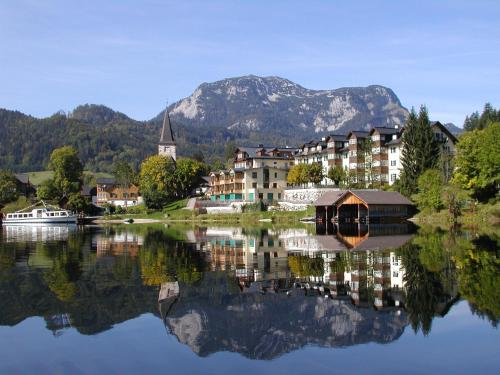 Hotel am See - Seeresidenz - Altaussee