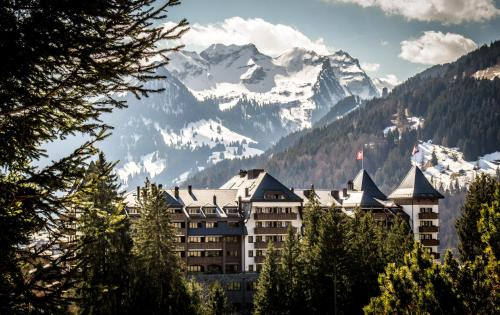 Alpinastrasse 23, 3780 Gstaad, Switzerland.