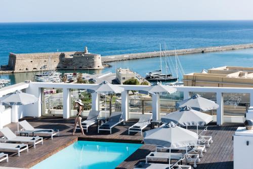 Aquila Atlantis Hotel in Iraklio