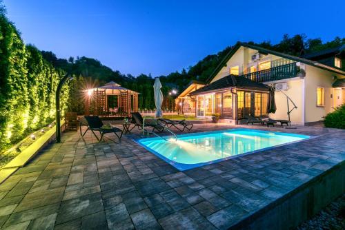Villa Spa Magic - Hotel - Tuheljske Toplice